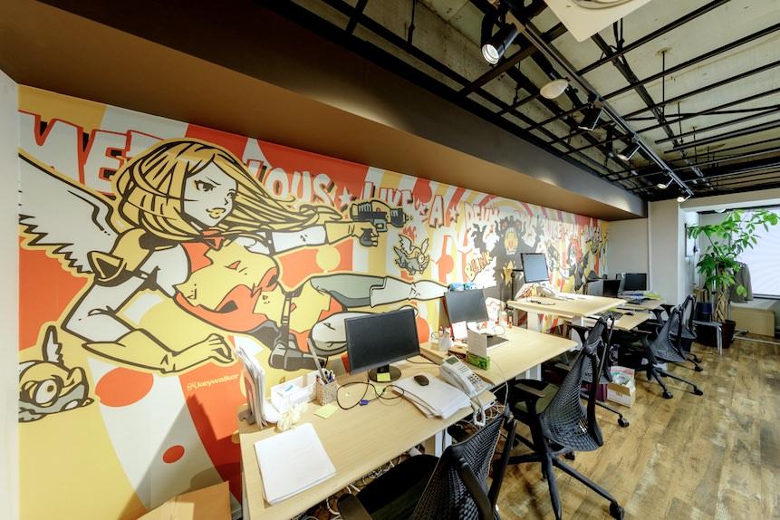 オフィス環境