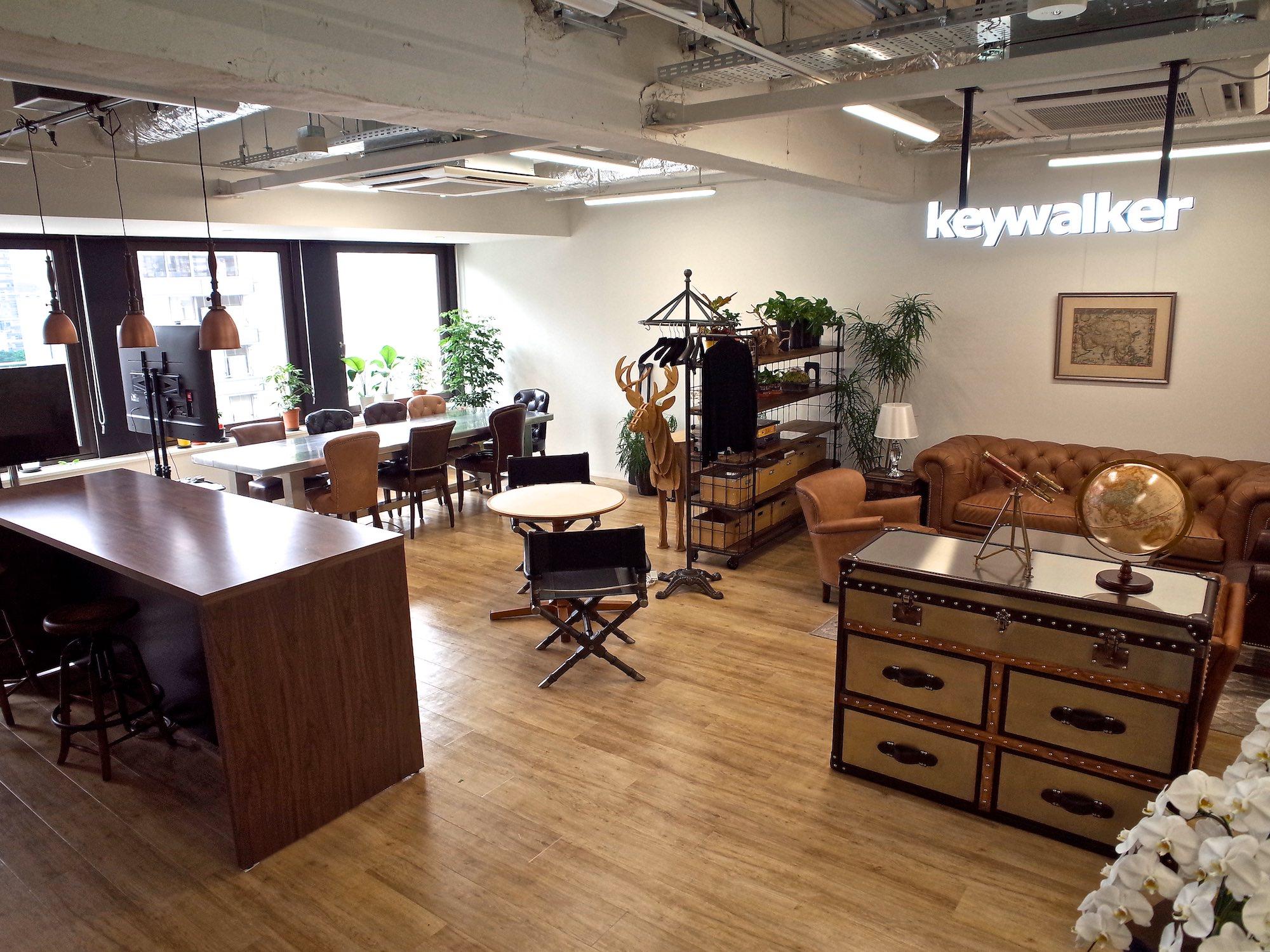 キーウォーカー六本木オフィス